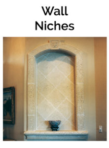 Wall Niches